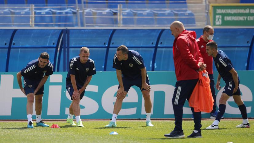 Сергей Белоголовцев высказался о предстоящем матче сборных России и Дании