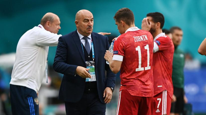 Малафеев ответил, можно ли будет считать провалом невыход России в плей-офф Евро-2020