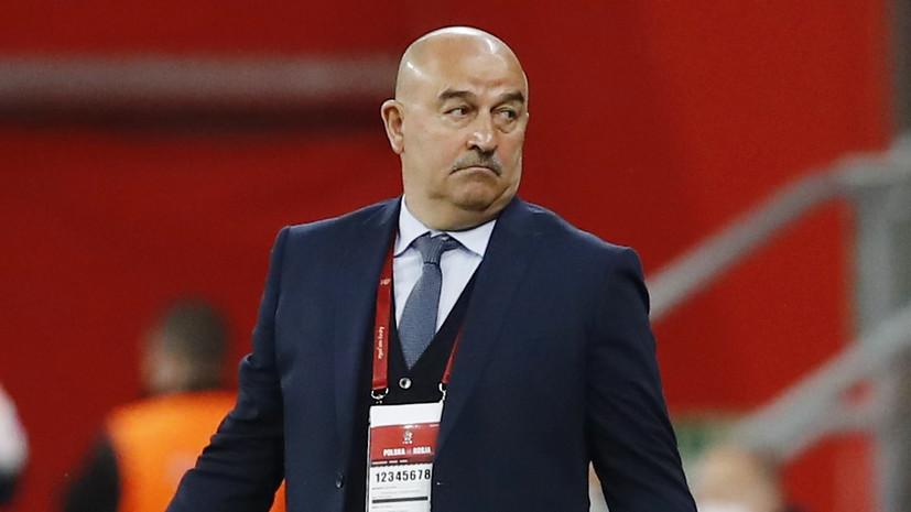 Черчесов ответил по поводу выхода на новый уровень футболистов сборной России