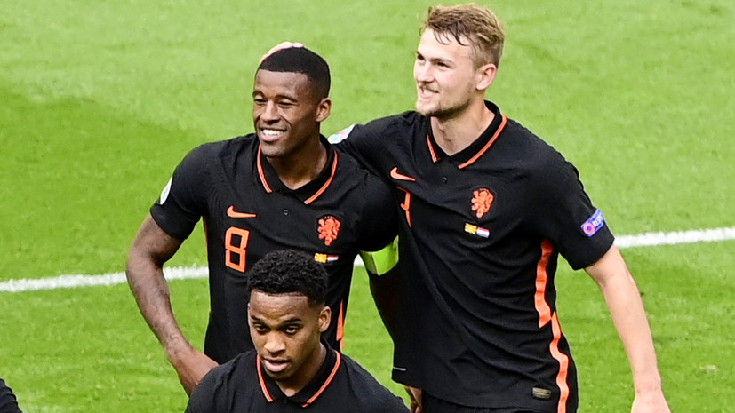 Нидерланды могут встретиться с Португалией в 1/8 финала Евро, Австрия сыграет с Италией