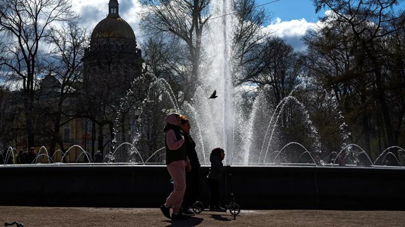 Петербургский Водоканал рассказал о рисках при купании в фонтанах