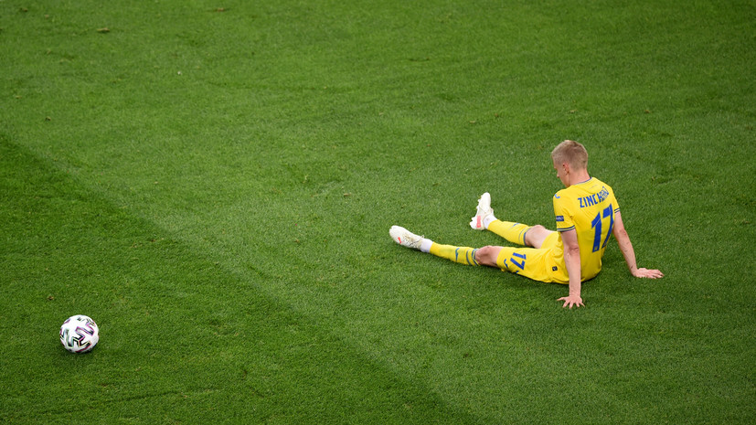 Быстров — о сборной Украины на Евро: надо было меньше шуметь и больше заниматься делом