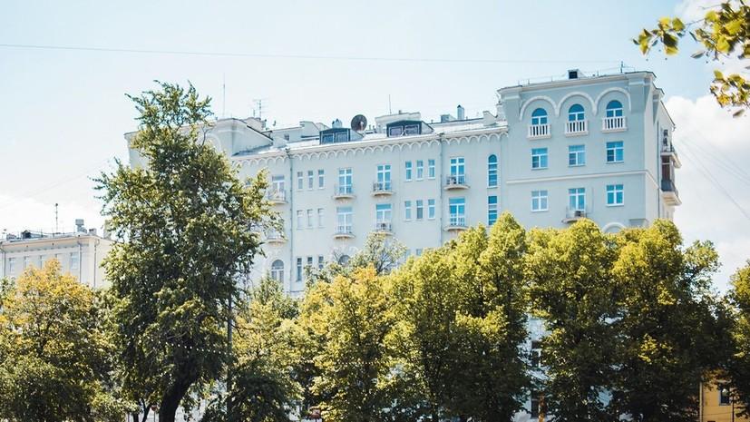 В Москве отремонтируют «Дом со зверями» на Чистых прудах