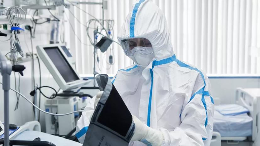 В Москве за сутки выявлено 6555 случаев коронавируса
