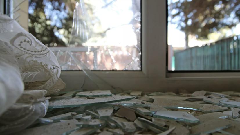 Житель Горловки в ходе обстрела ВСУ едва не лишился семьи