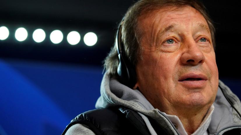 Сёмин прокомментировал вылет сборной России с Евро-2020