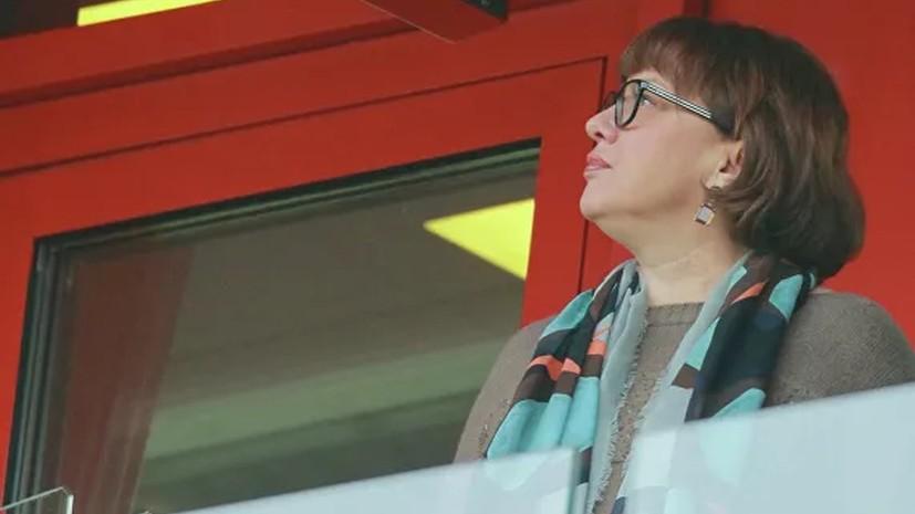 Смородская раскритиковала тренерские решения Черчесова на Евро-2020