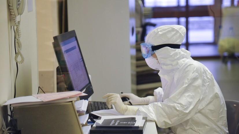 В Кремле поддержалипринятыев Москве меры по борьбе с пандемией