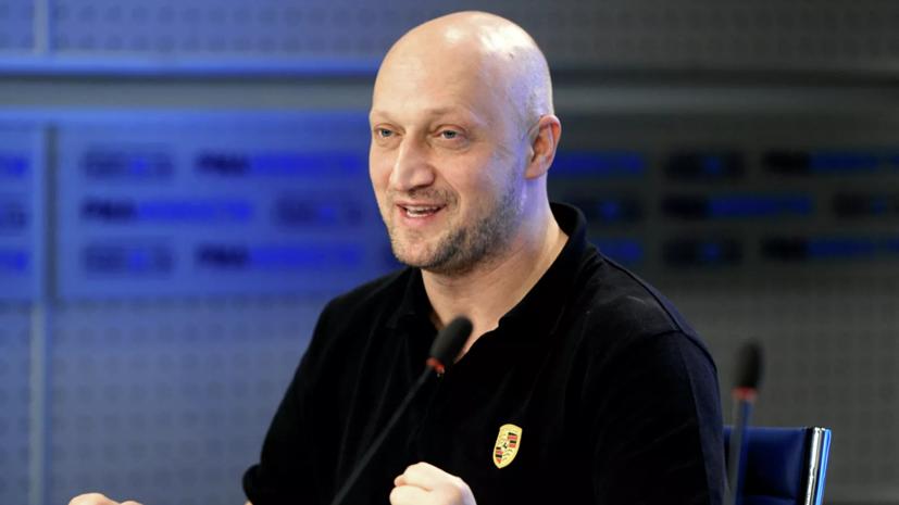 Гоша Куценко рассказал о съёмках нового сериала в Петербурге