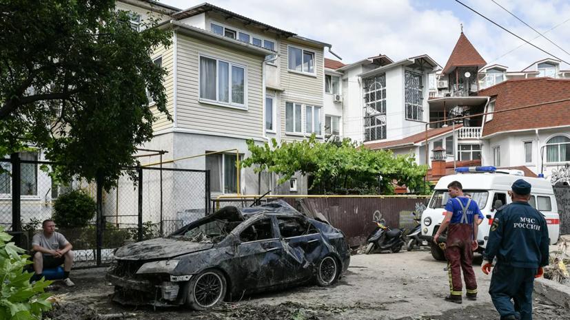 В Крыму начали первые выплаты компенсаций пострадавшим от стихии