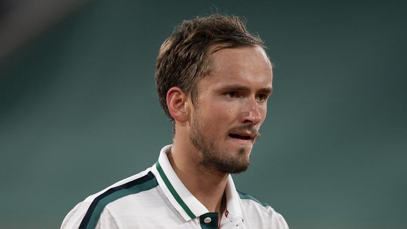 Медведев вышел в четвертьфинал турнира ATP на Майорке