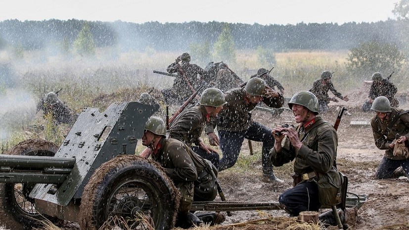 Фильм «Подольские курсанты» победил в конкурсе «ТЭФИ — летопись Победы»