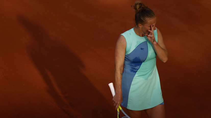 Кузнецова уступила Контавейт на старте турнира WTA в Истборне