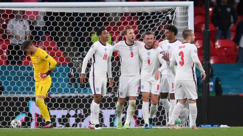 У Англии самая нерезультативная команда в истории, которая выиграла группу на Евро