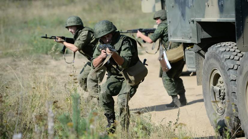 На Дальнем Востоке начались учения с участием 10 тысяч военных