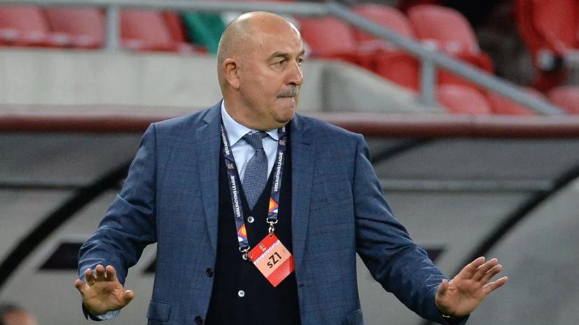 Фонсека готов сменить Черчесова на посту главного тренера сборной России
