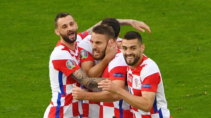 Влашич прокомментировал выход Хорватии в плей-офф Евро-2020