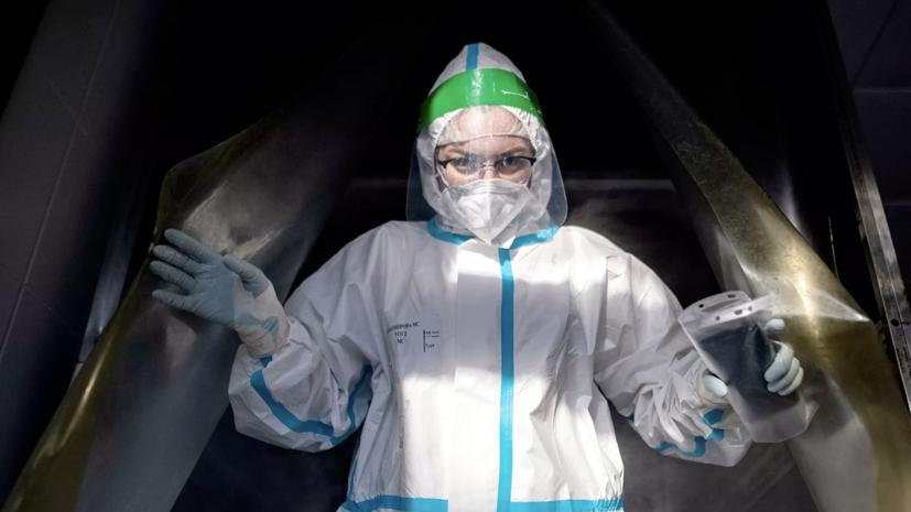 В Москве за сутки выявлено 6534 случая коронавируса