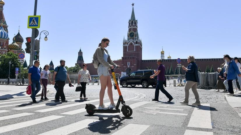 «В целях повышения безопасности»: в России предлагают ввести новые ограничения на использование электросамокатов
