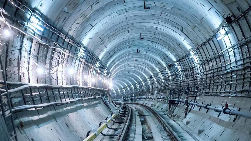 В Москве утвердили проект планировки первого участка Рублёво-Архангельской линии метро