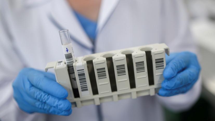 На Украине выявили первые случаи заболевания индийским штаммом коронавируса