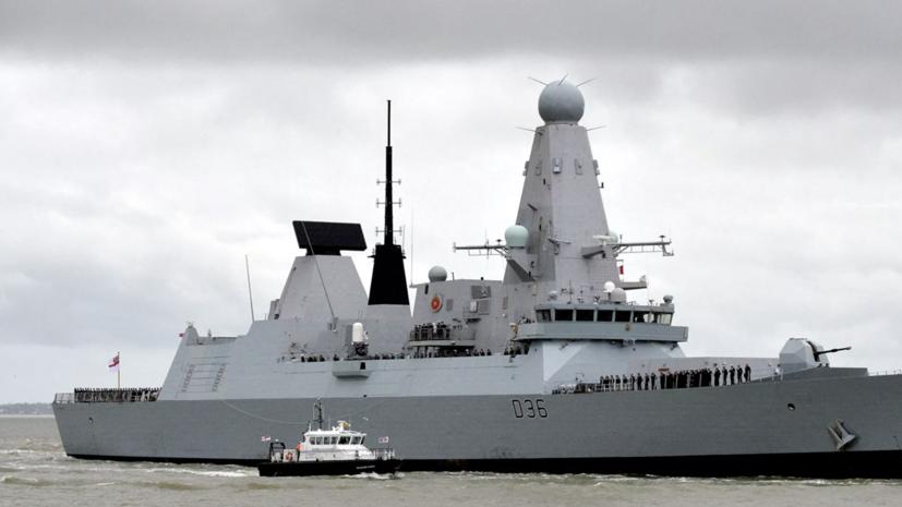 BBC сообщила о намеренном нарушении британским эсминцем границы России