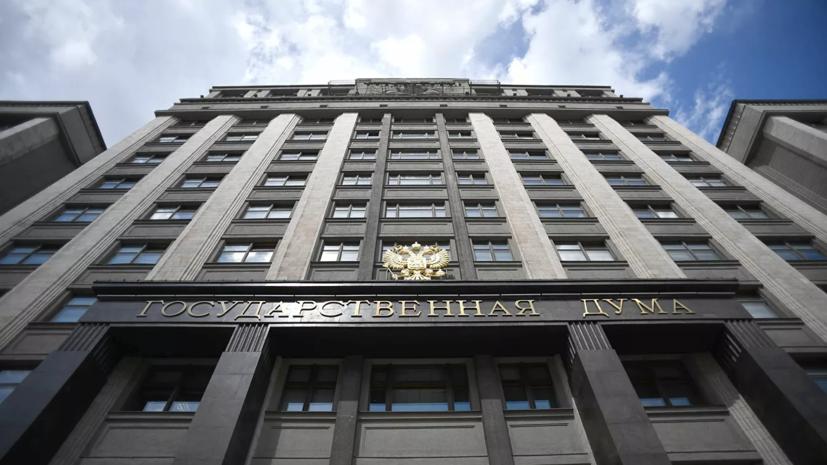 В Госдуме предложили организовать товарищеский матч между Россией и Украиной