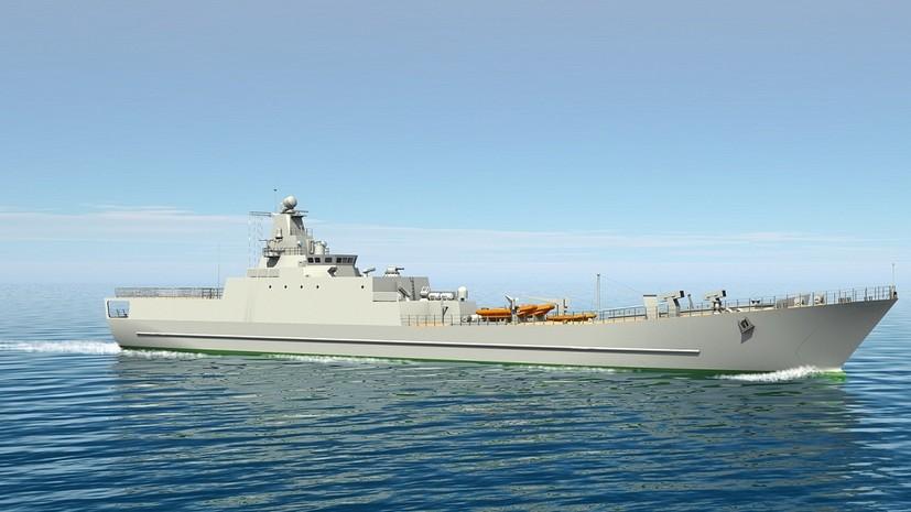В Саудовской Аравии заинтересовались российским десантным кораблём