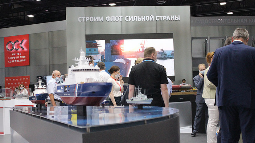 От торпед до беспилотников: какая техника представлена на военно-морском салоне в Петербурге