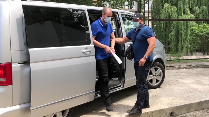 «Получал информацию о полётах военной авиации»: в Крыму арестовали подозреваемого в работе на украинскую разведку