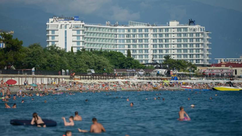 Отели Краснодарского края начнут принимать только привитых гостей