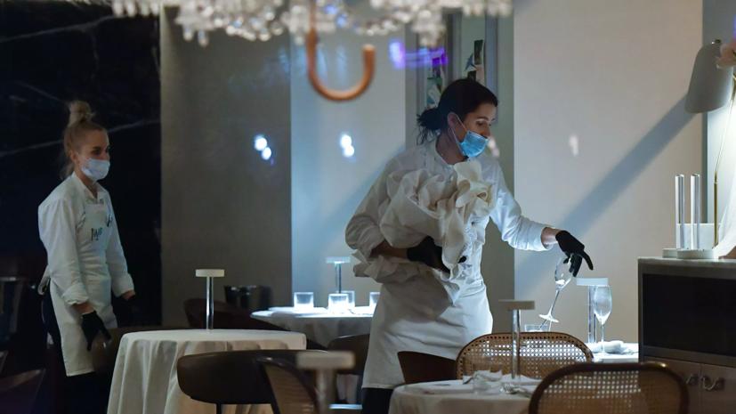 Московский ресторатор оценил меры властей на фоне пандемии