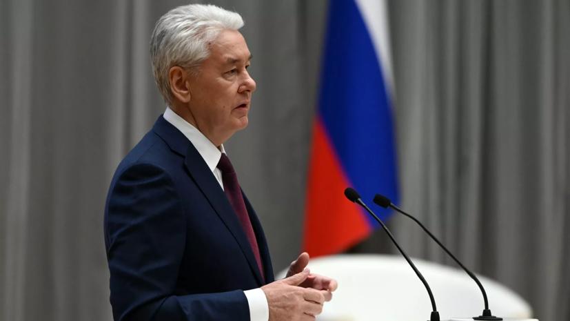 Собянин назвал сложной ситуацию с коронавирусом в Москве