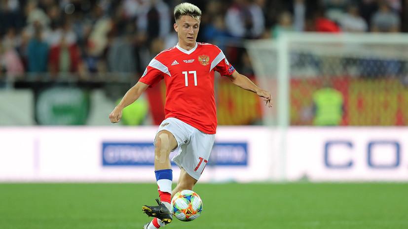 Головин стал лидером по преодолённой дистанции среди всех футболистов группового этапа Евро-2020