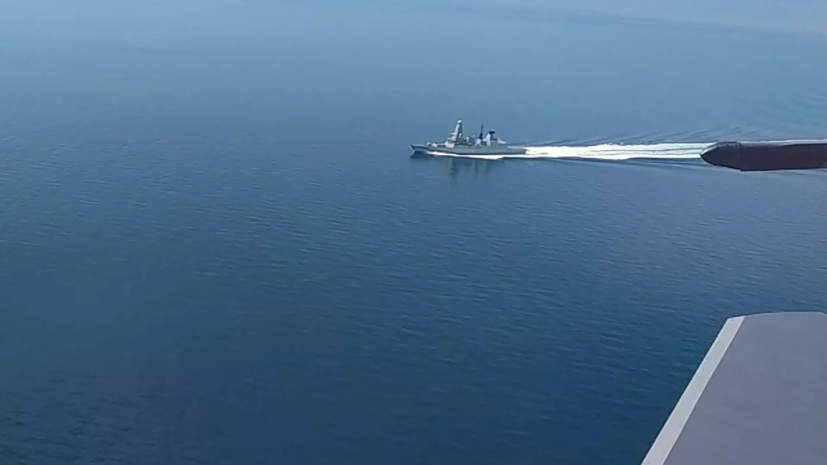 Россия поднимет тему инцидента с британским эсминцем в ОБСЕ