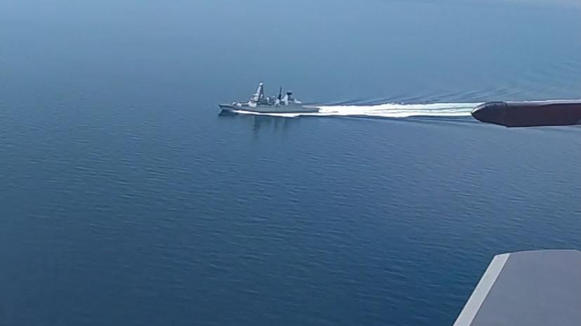 «Сознательная провокация»: в Кремле прокомментировали инцидент с эсминцем Великобритании в Чёрном море0