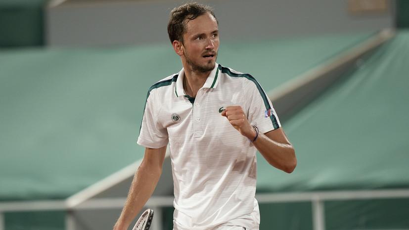 Медведев обыграл Рууда и вышел в полуфинал турнира ATP на Майорке