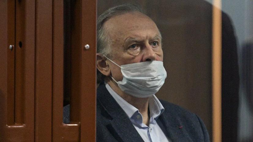 Суд рассмотрит апелляцию на приговор историку Соколову 13 июля