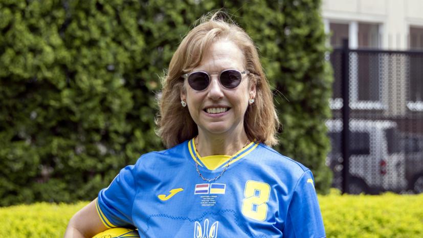 Глава посольства США возглавила рейтинг самых влиятельных женщин на Украине