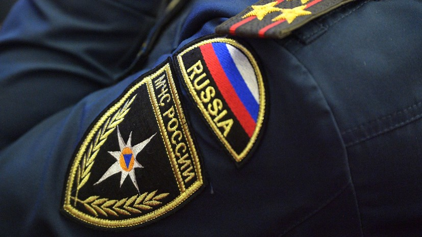 В МЧС сообщили о падении вертолёта в Ленинградской области