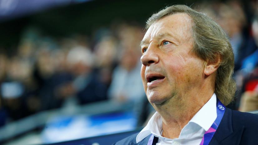 Сёмин назвал правильным решение УЕФА об отмене правила выездного гола