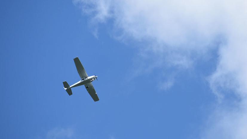 В МЧС сообщили о пропаже связи с легкомоторным самолётом в Архангельской области