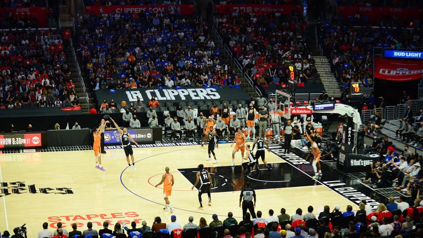 «Клипперс» победили «Санз» и сократили отставание в серии плей-офф НБА