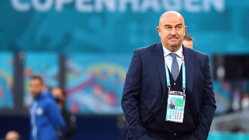 Гамула считает, что Черчесов должен продолжить работу со сборной России