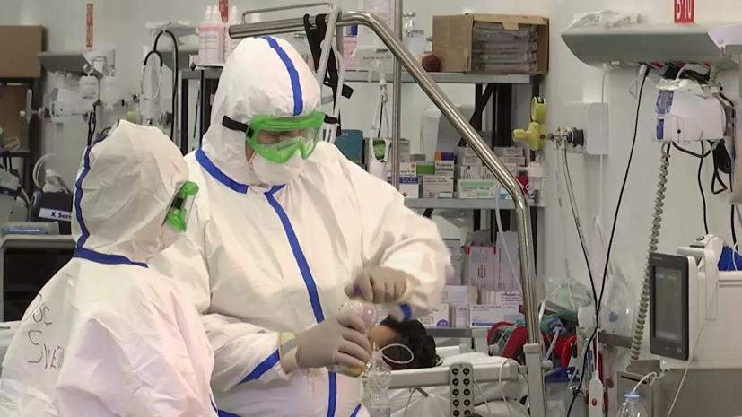 Военные ЗВО перебрасывают в Тулу мобильный госпиталь для борьбы с COVID-19