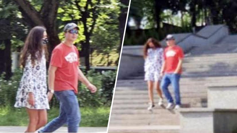 «Чувствует себя хорошо»: задержанную в Белоруссии россиянку Сапегу перевели под домашний арест