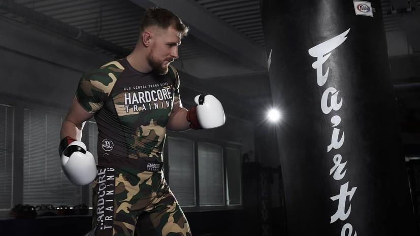 Проблемы с визой, сгонка веса и взаимные комплименты: что окружает бой Волков — Ган на турнире UFC Fight Night 190