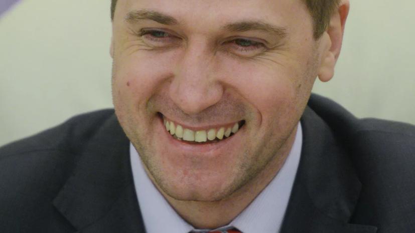 Морозов стал новым заместителем министра спорта России