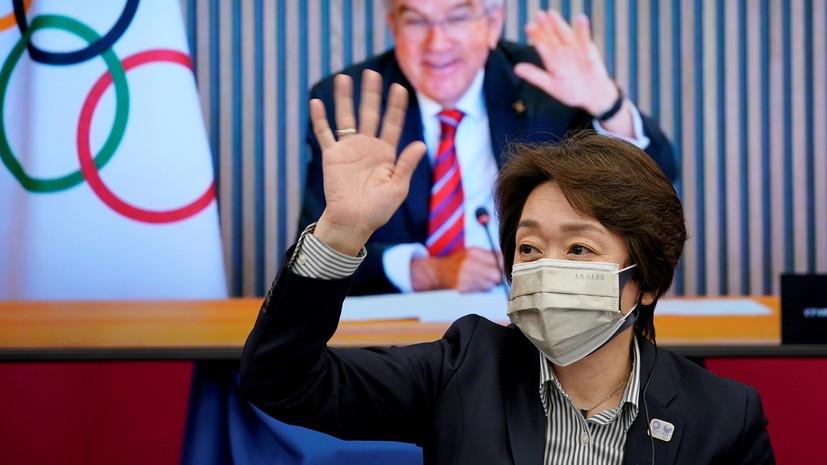В оргкомитете Игр в Токио отреагировали на беспокойство императора Японии