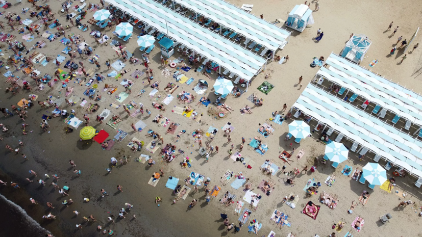 Роспотребнадзор предложил властям Кубани допускать на курорты переболевших COVID-19
